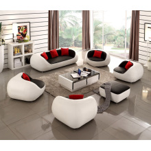 Modern Simple Creative Leisure Living Room Leather Sofa