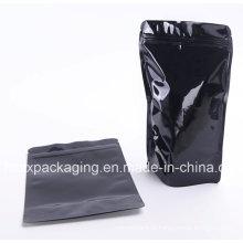Saco Sealable do calor plástico do empacotamento de alimento