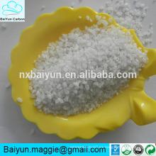Corindón blanco de la alúmina fundida blanca del precio competitivo de la fuente profesional de la fábrica