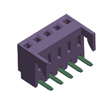 3.96mm 90 ° wafer connector serie