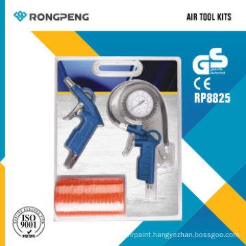 Rongpeng R8825 3PCS Air Tool Accessories Kits Spray Gun Kits