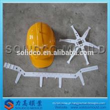 Molde de injeção de plástico de capacete de segurança