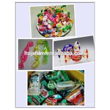 Material de papelão de doces