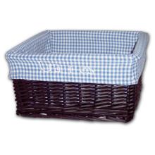 Handmade Wicker Storage Basket with Eco-Friendly (BC-ST1007)