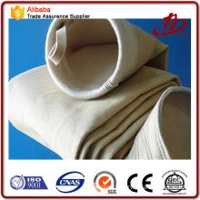 Dust air filter element needle felt bag