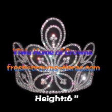 Wholesale Crystal Pageant Queen Crowns