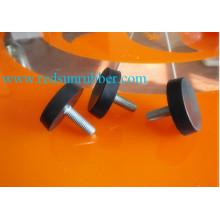 M3 Bolt Silicone Rubber Bumper Feet