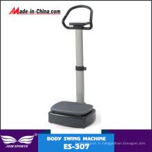 Plate-forme d'exercice de vibration de Bodytrain bon marché d'intérieur