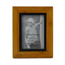 Marco de madera de la foto de SGS para los artes caseros