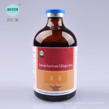 Tylosin Tartrate 5% Injection, tratar a bronquite por pneumonia causada por micoplasma mycoplasma e pasteurella