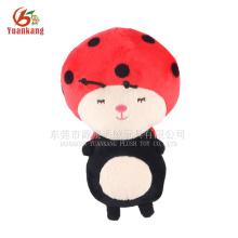 OEM service animal insect toy stuffed ladybug plush