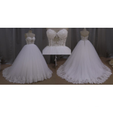 Ly-017 High Quality Sexy Sweetheart Wedding Dress 2016