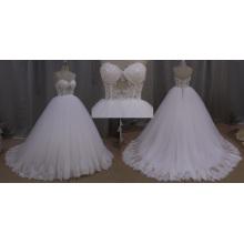 Лы-017 Высокое Качество Сексуальная Милая Свадебное Платье 2016