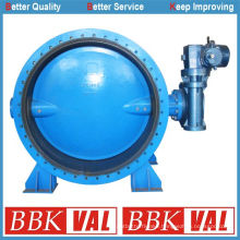 Centric Double Flange Butterfly Valve