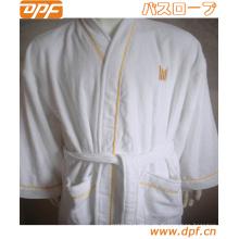Frauen leichte Bademantel Robe aus 100% Baumwolle