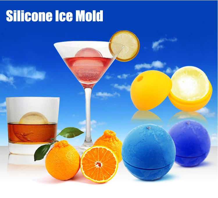 silicone ice mold
