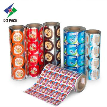 Cup Sealing Film Roll für PP Cup