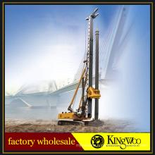 Pilote de pieu de forage de terre rotatoire à bas prix de machine de construction de couple élevé