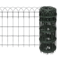 Crimped Wire Garden Fence