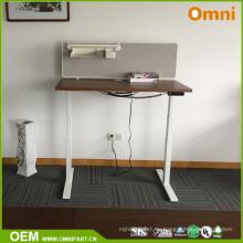 Moderne Neuer Entwurf Einzelperson Elektrischer justierbarer Schreibtisch