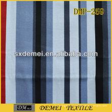 Poly-Baumwolle gedruckt Gestreifte Leinwand Stoff Verkauf