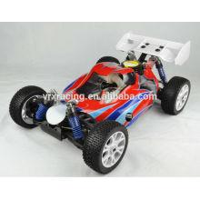 petrol engine model car 1/8th 4x4 rc buggy toy