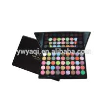 Wholesale couleur fard à paupières cosmétiques maquillage Palette ombre à paupières fabriqué en Chine