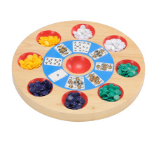 Wooden Board Game Wooden Toy (CB2160)
