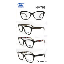 New Arrival Acetate Eyewear for Wholesale (HM768)