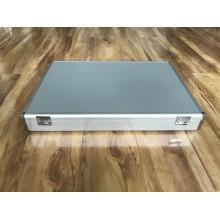 Caja de aluminio para embalaje de herramientas con espuma recortada