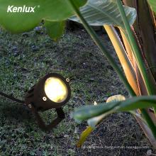 Vente chaude 7W led projecteurs paysage lumières