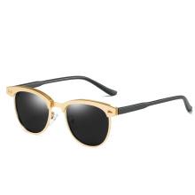 Высококачественные поляризованные солнцезащитные очки из дуба Китай uv400