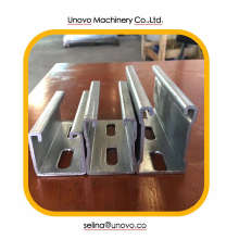 Unistrut Channel roll forming profile