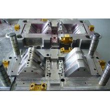Moldagem por injeção de plástico complexo / fabricante de moldes de plástico (lw-03651)