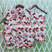 Женщинам Домашняя Одежда Халаты Пижамы
