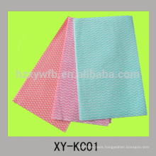 disposable nonwoven kitchen duster cloth