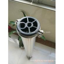 Carcasa de membrana de acero inoxidable 4080 para equipos de tratamiento de agua