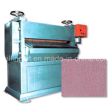 Máquina de relieve de chapa de acero (WLEBS-1)