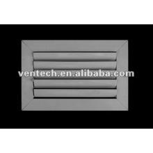 grelha de retorno de ar de condição ar (HVAC), grelha de ar de teto