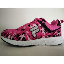 Young Lady Cut Pink Imprimir Comfort Calzado de running