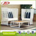 White Rattan Outdoor Furniture (DH-868)