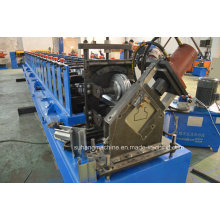 Customize Quality Storage Pallet Rack Omega Section Upright Frame Roll Forming Machine