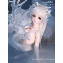 Eleganz Puppe Meerjungfrau-Dione 45cm Kugelgelenkpuppe