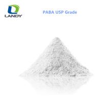 China Qualidade Confiável USP P-Amino-Ácido Benzoico PABA 4-Aminobenzoico Ácido