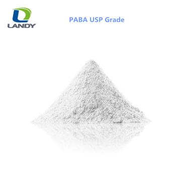 China Zuverlässige Qualität USP P-Aminobenzoesäure PABA 4-Aminobenzoesäure