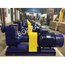 Trash Non-Clogging Irrigation Waste Water Pump