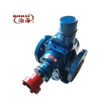 Alta qualidade de baixo nível de ruído YCB10-0.6 bomba de engrenagem de óleo de lubrificação da China