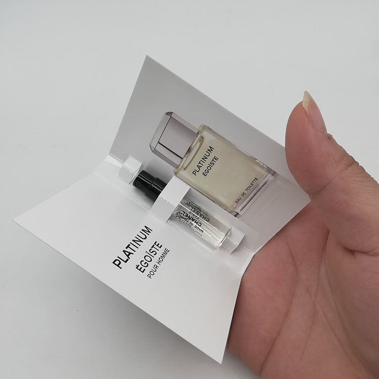 Perfume Card Paper