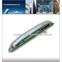 Porte d'ascenseur vane118-F, porte de l'ascenseur, porte d'élévateur pliante