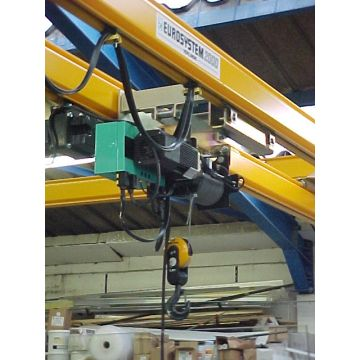 160 kg-2 tan Eot Crane Light Single